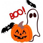 halloween fantômes