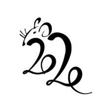 Signe astrologique chinois - le Rat